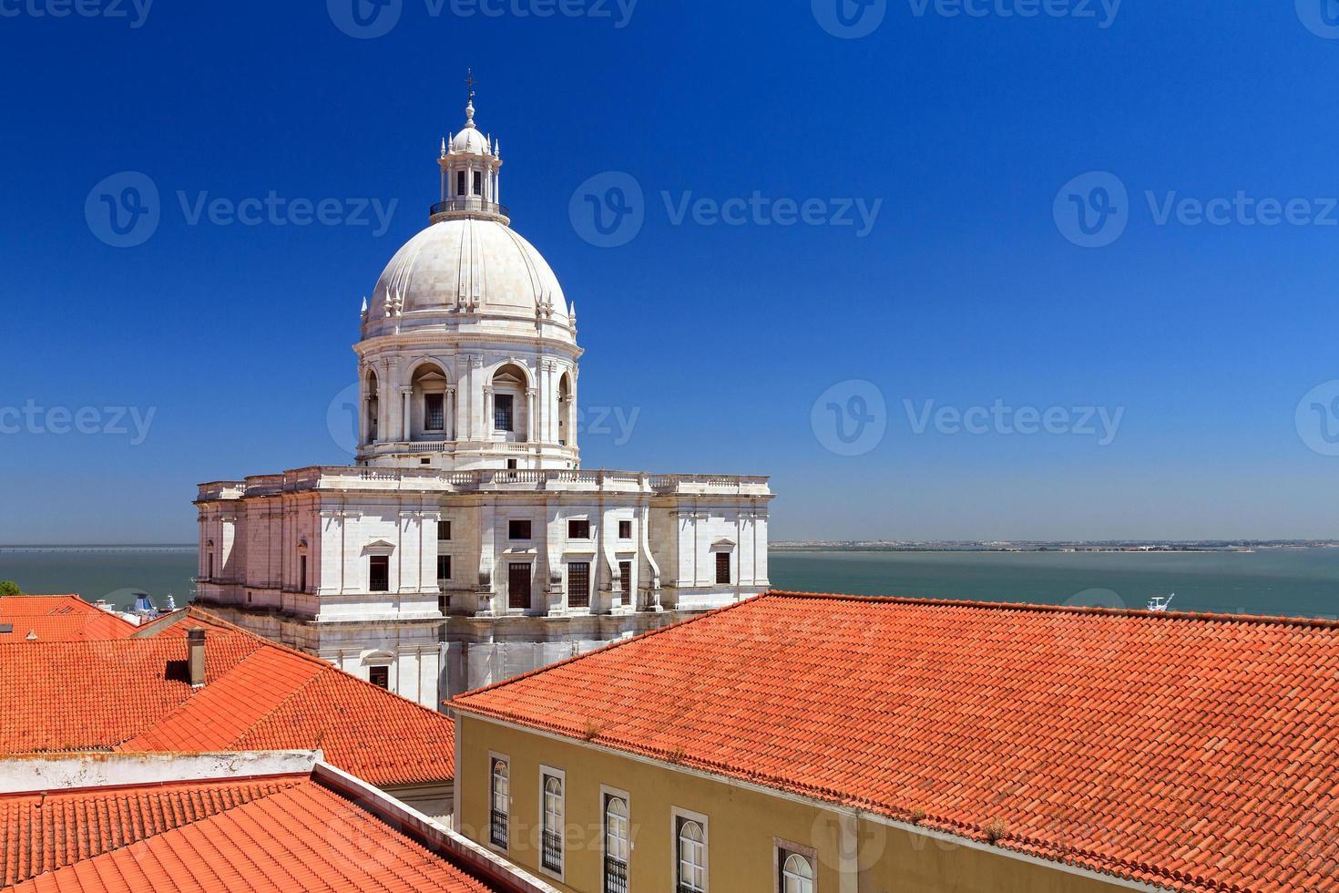 nationale Pantheon-Kuppel foto