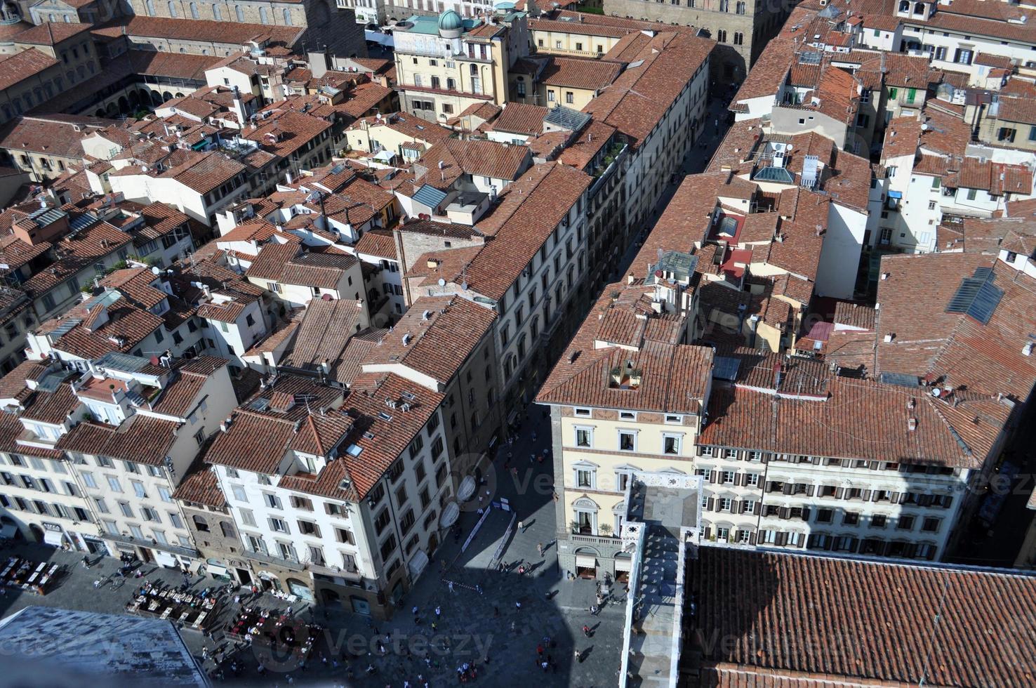 Florenz, Toskana, Italien foto