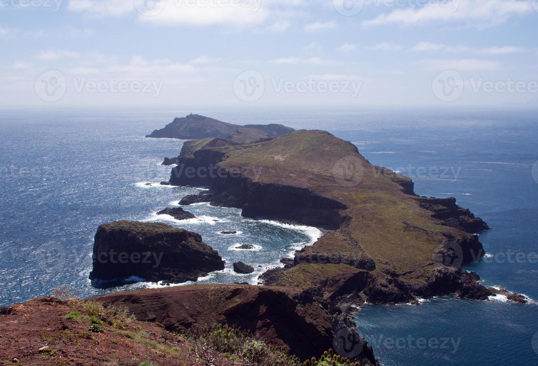 Madeira, Ponta Sao Lourenco Blick foto
