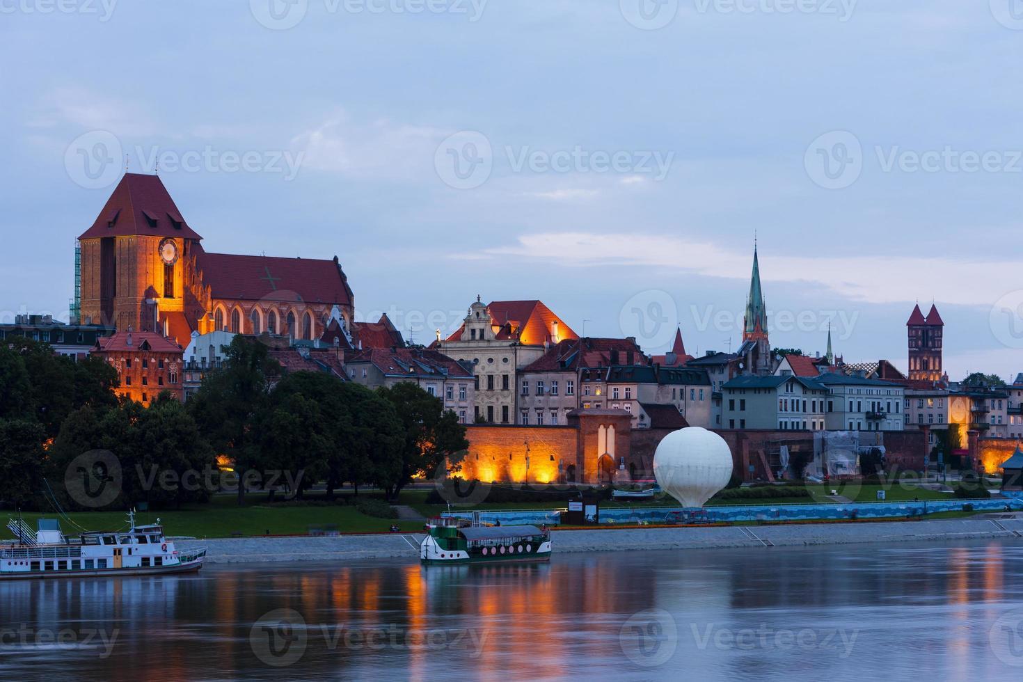 Altstadt von Torun foto
