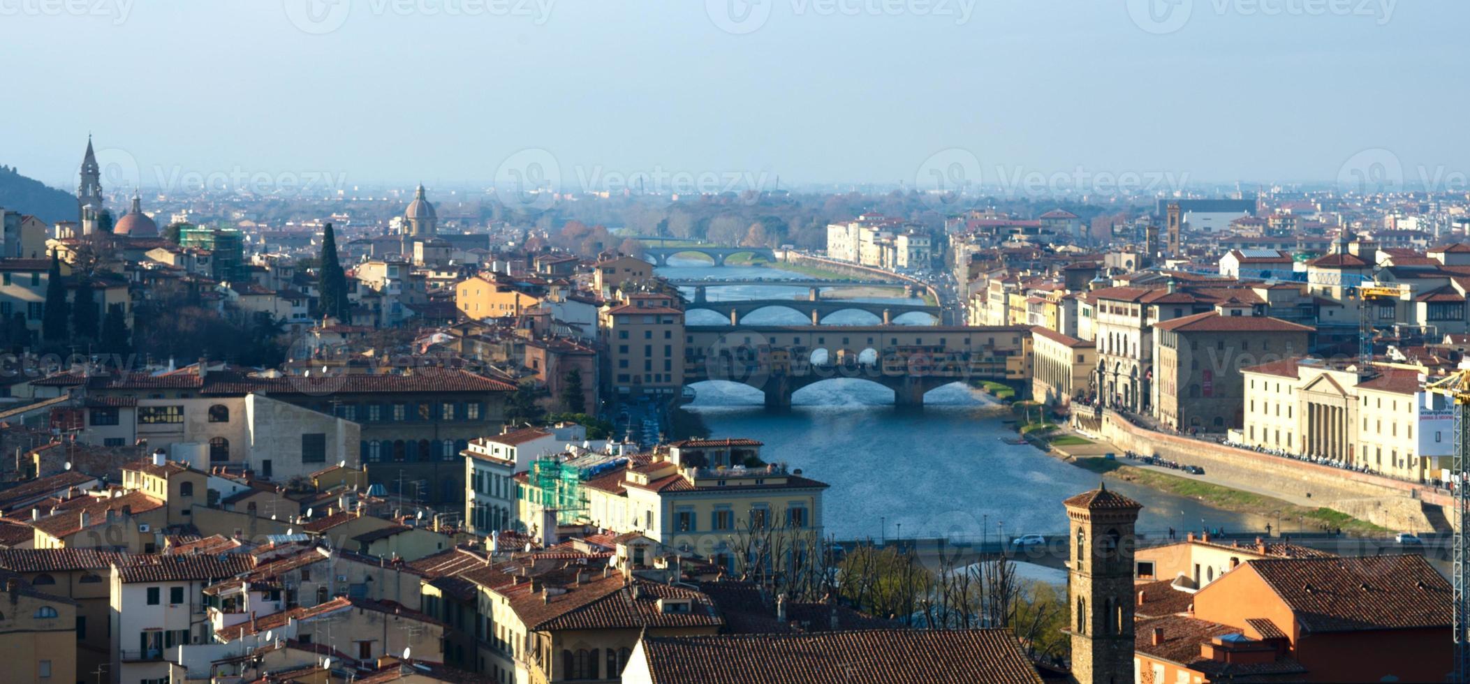Ponte Vecchio, Florenz foto