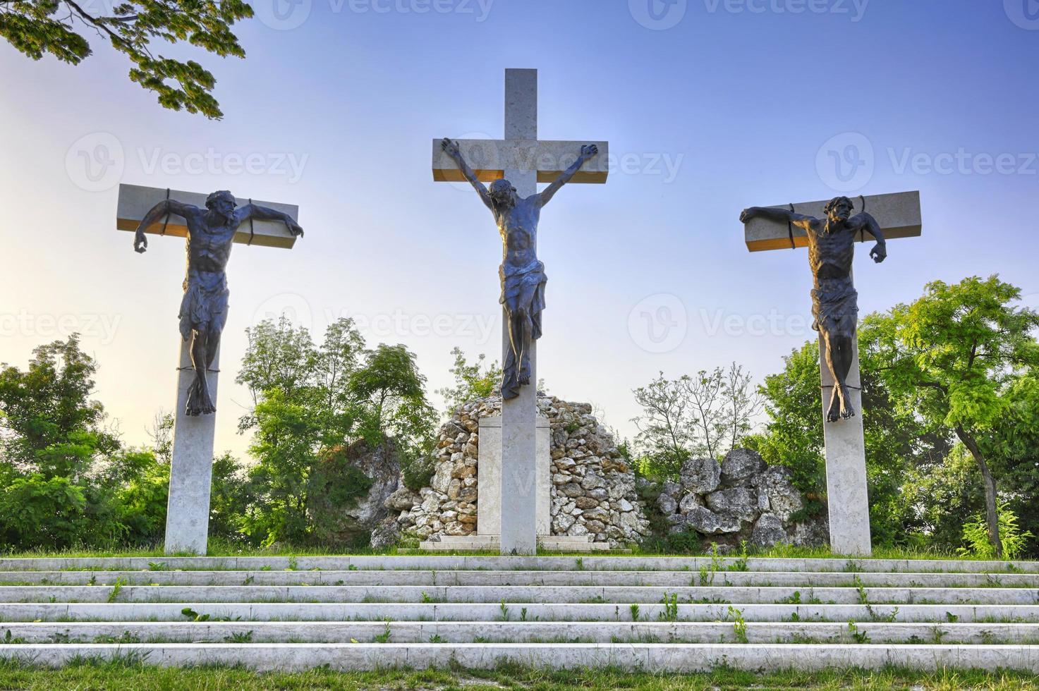 die Halbinsel Tihany in Ungarn foto