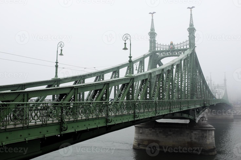 Budapest Liberty Bridge foto