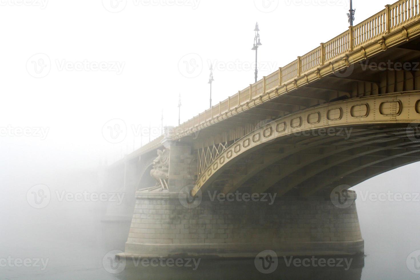 Margaret Bridge Budapest foto