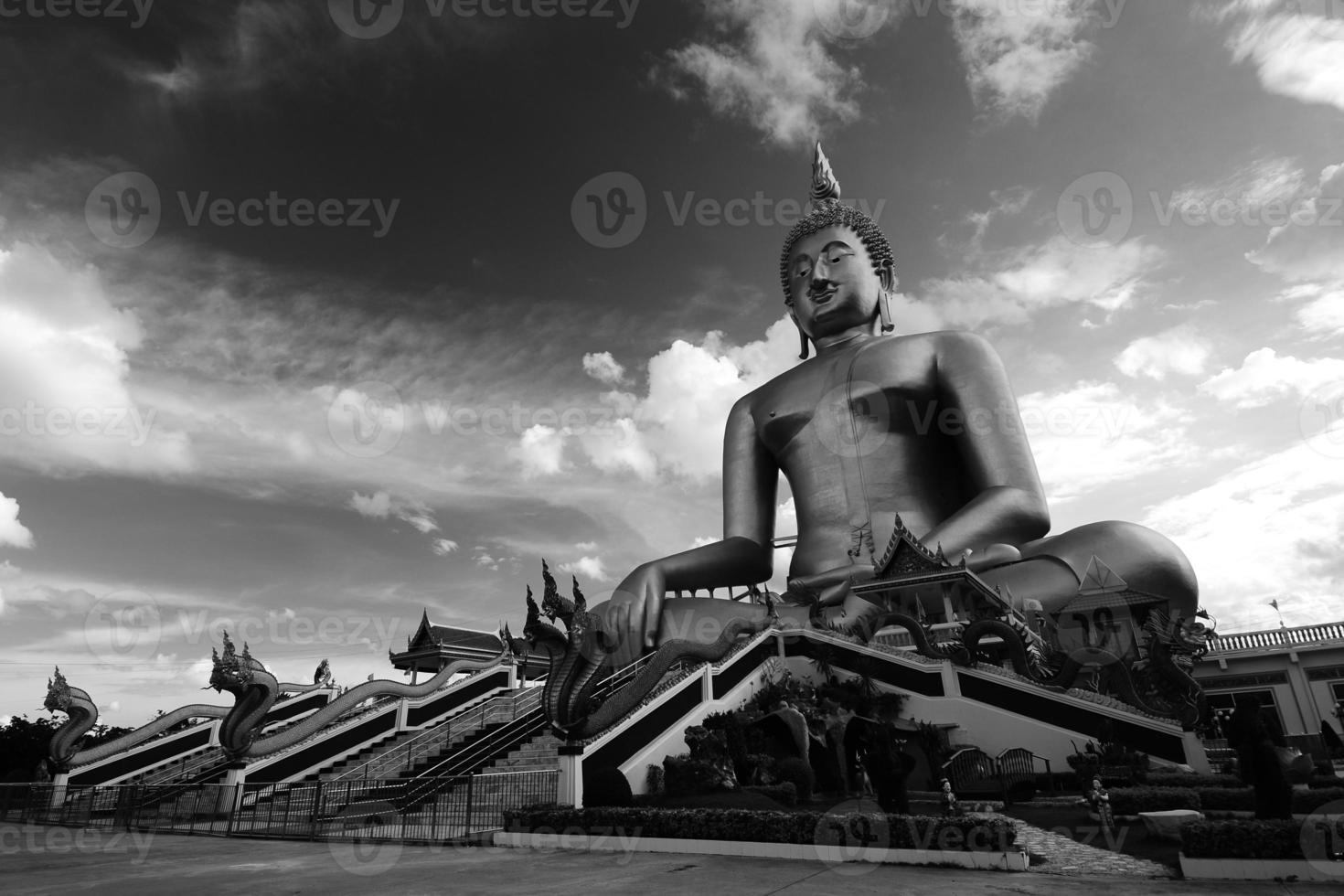 der größte Buddha der Welt foto