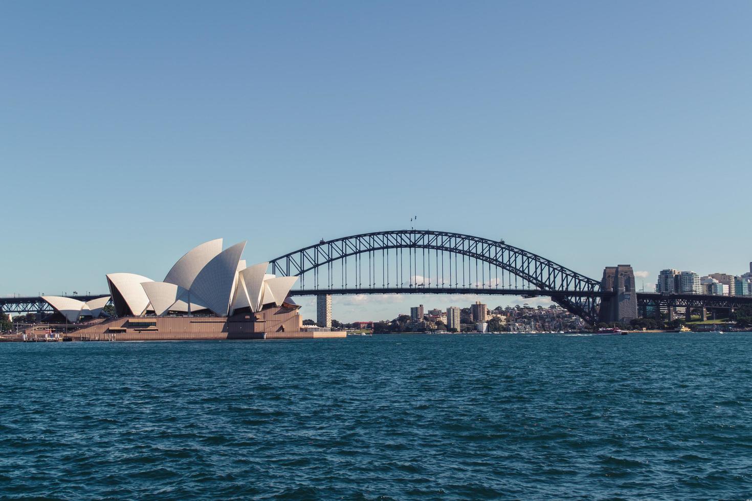Sydney Opera House, Sydney Australien foto