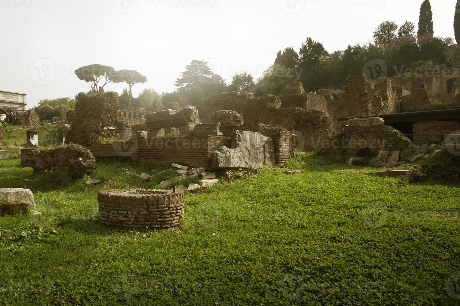 römische Ruinen foto