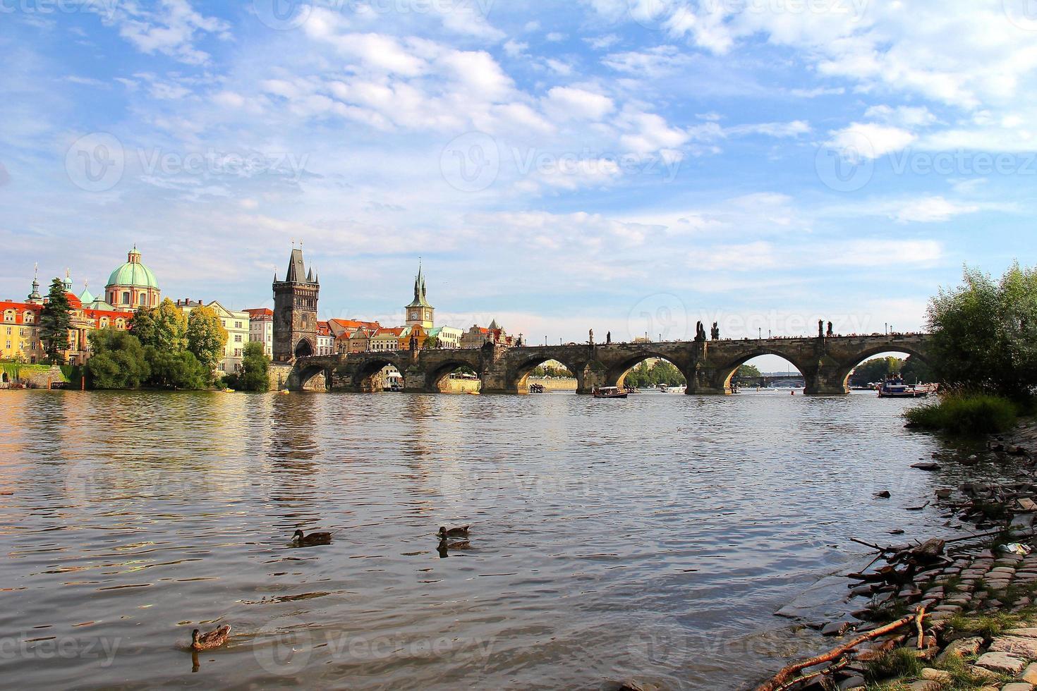 Charles-Brücke foto