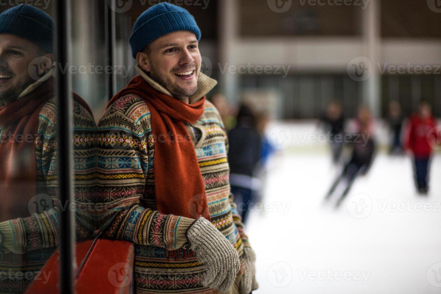 Eislaufen foto