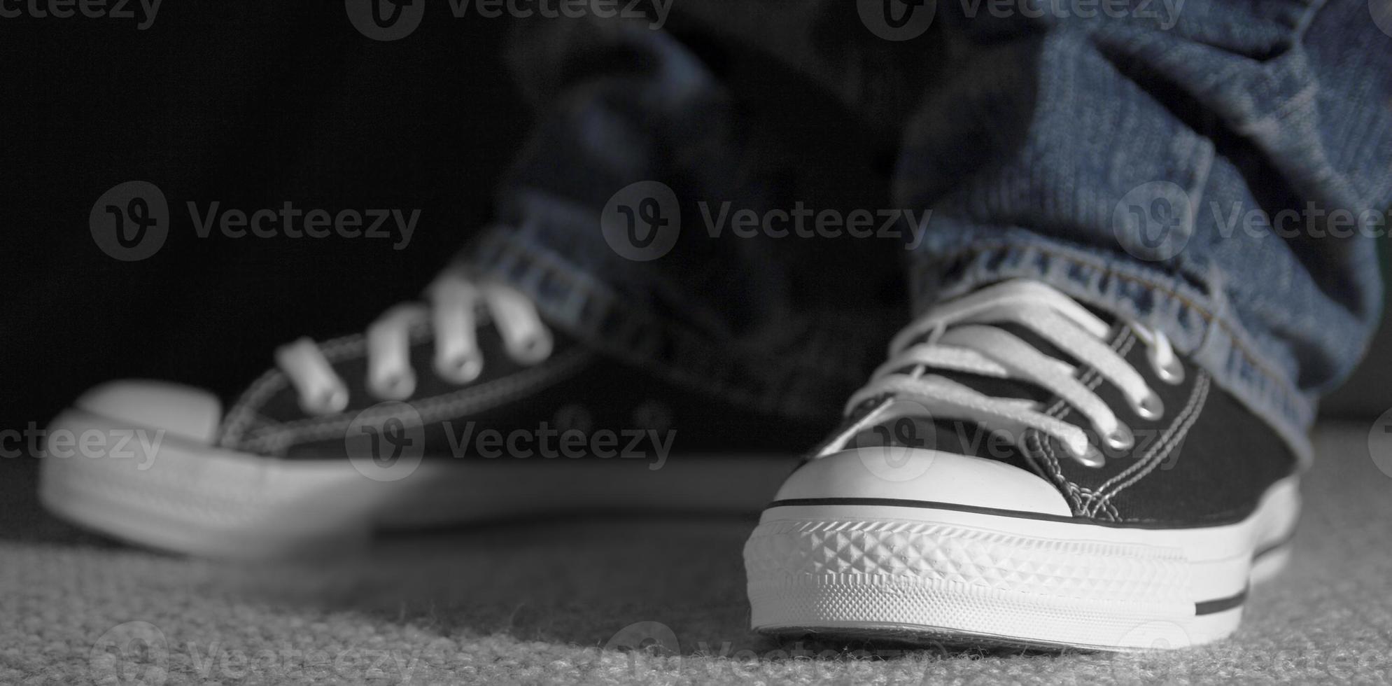 stilvolle Schuhe foto