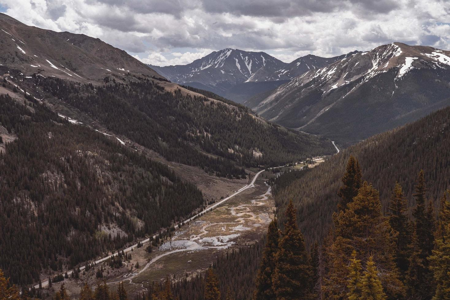 Unabhängigkeitspass, Colorado foto
