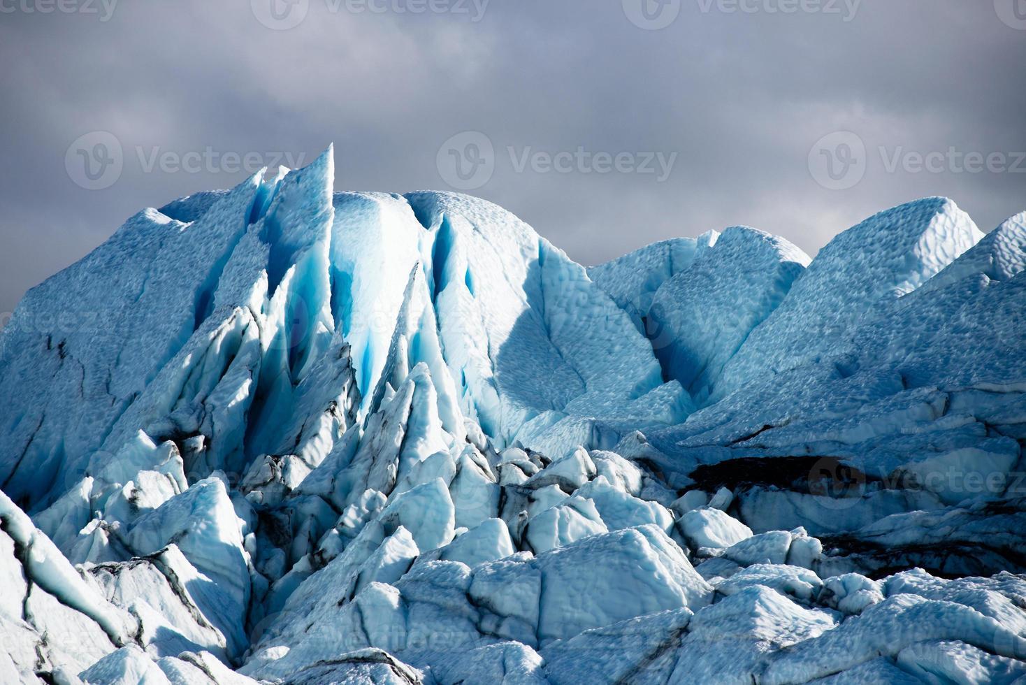 Matanuska-Gletscher foto