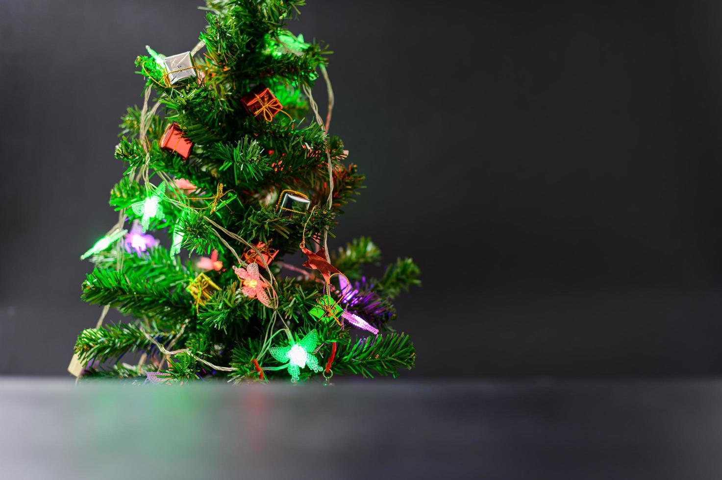 Frohe Weihnachten Hintergrund foto