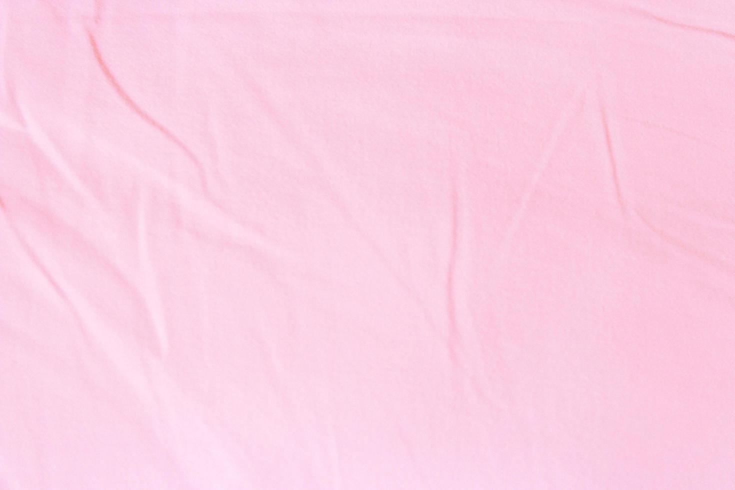 rosa Stoffhintergrund foto