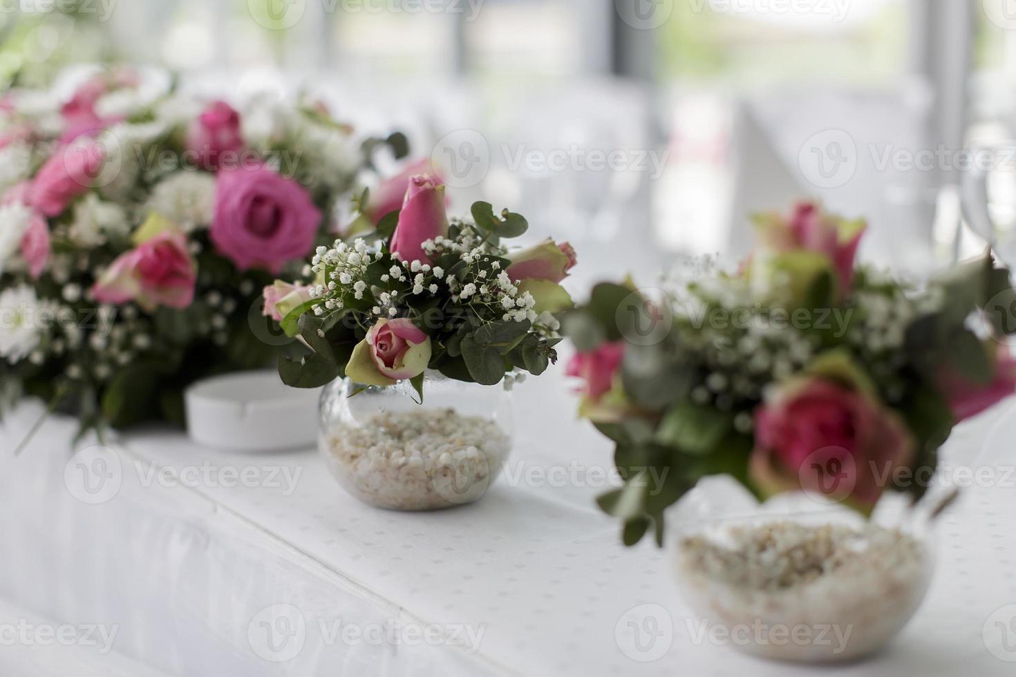 Hochzeitsdekoration foto