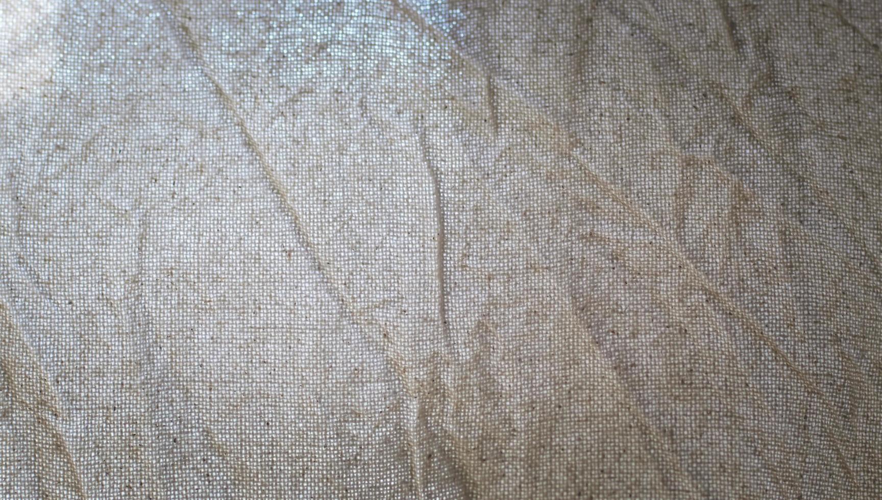Baumwollstoff Hintergrund foto