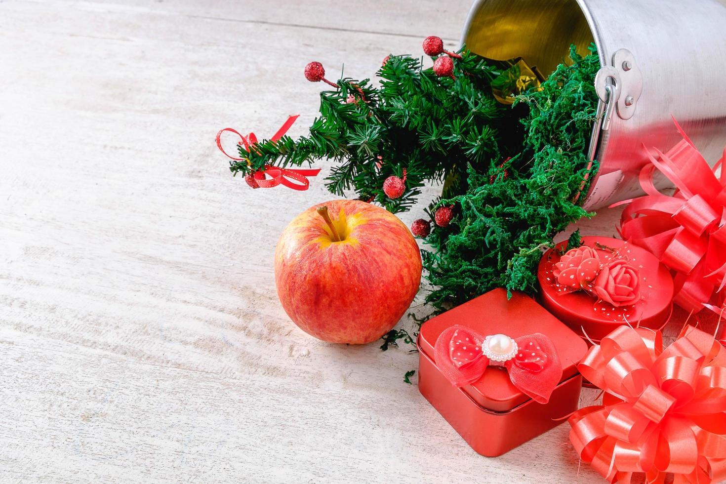 Weihnachtsgeschenke foto