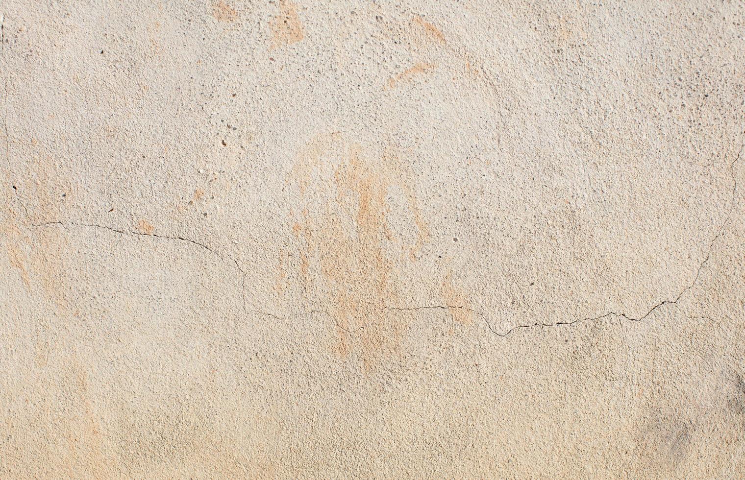 beige Wand Textur foto