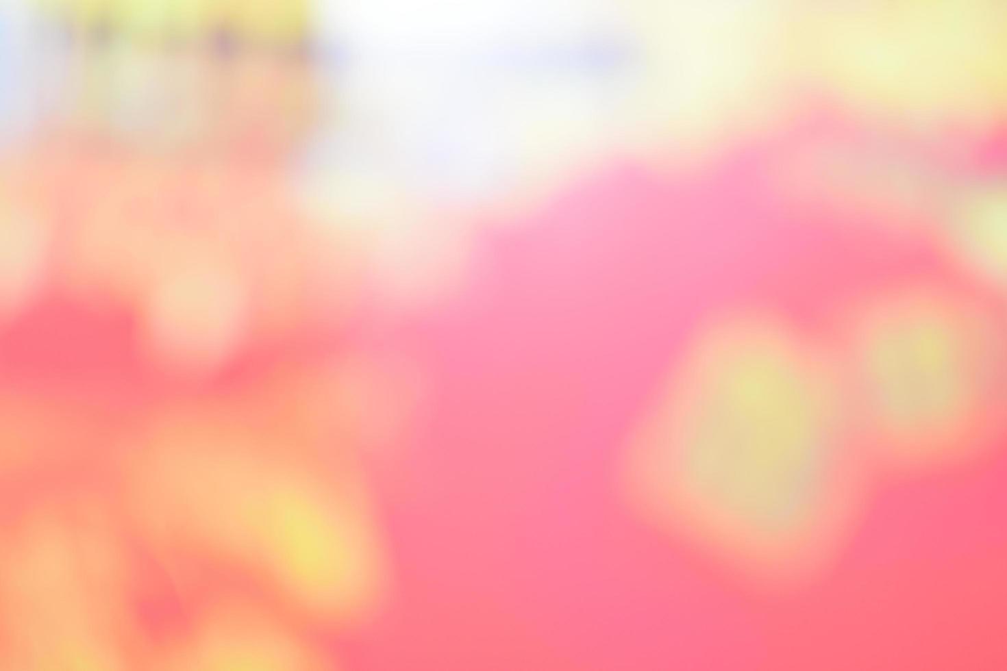 bunter unscharfer Hintergrund foto