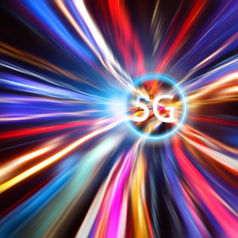 5g Internet-System foto