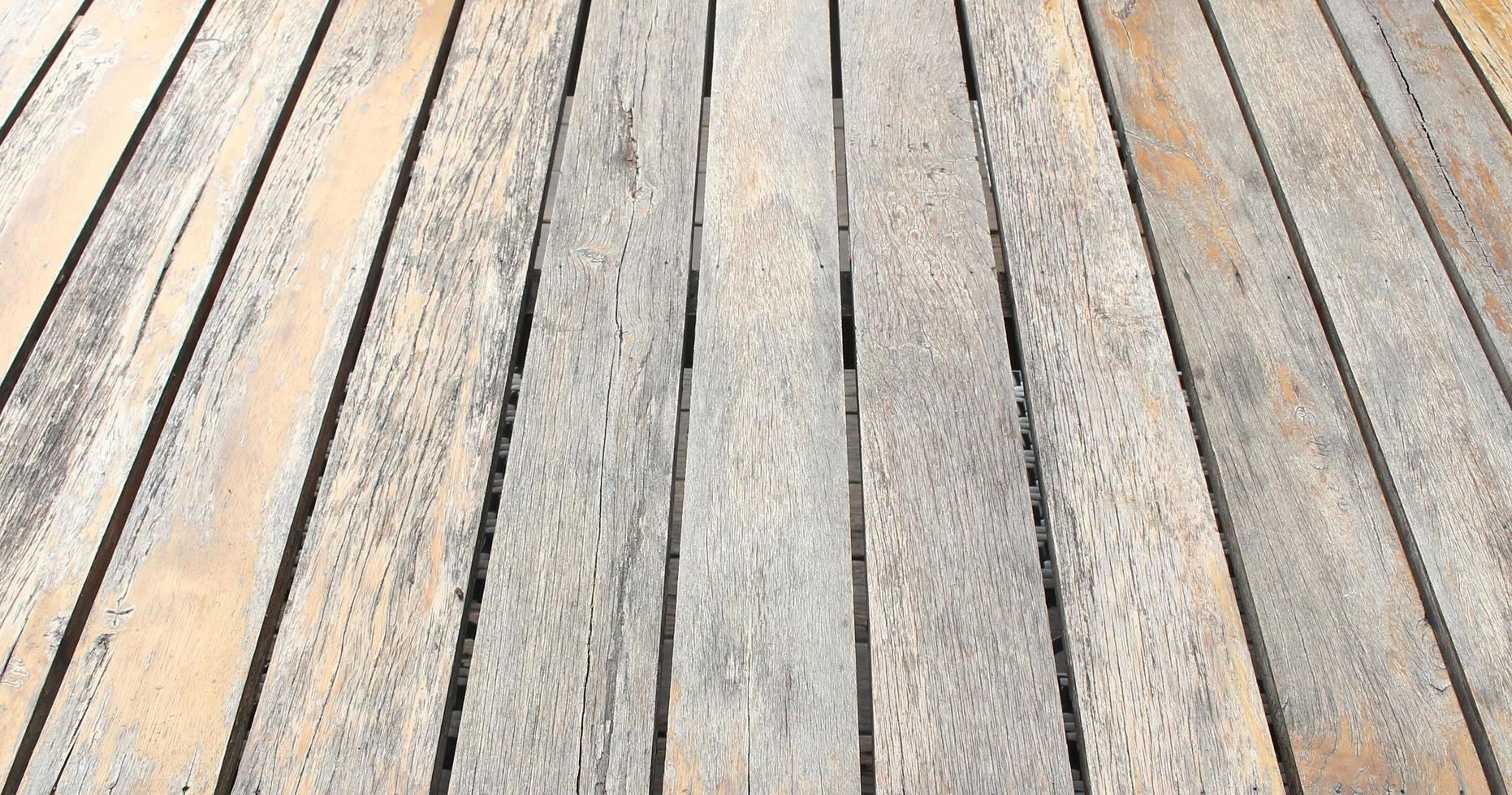 rustikale Holzoberflächentextur foto