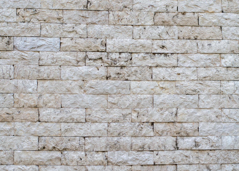 Backsteinmauer Hintergrund Textur foto