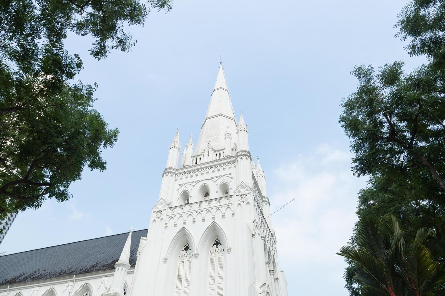 Kirche in Singapur foto