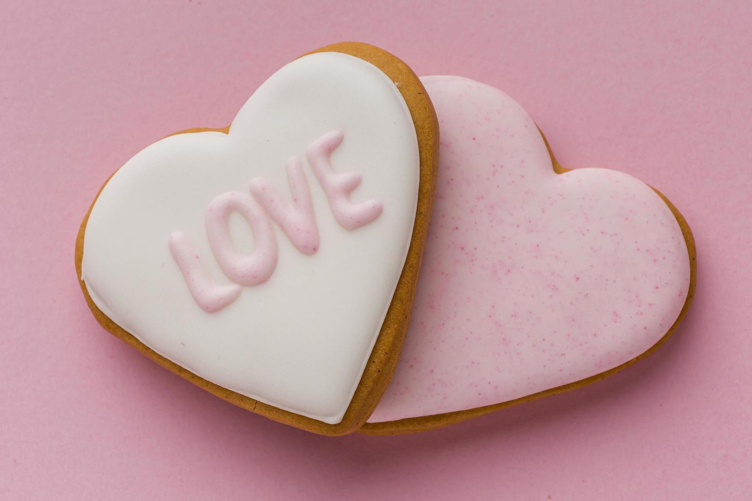 Valentinstag Kekse foto