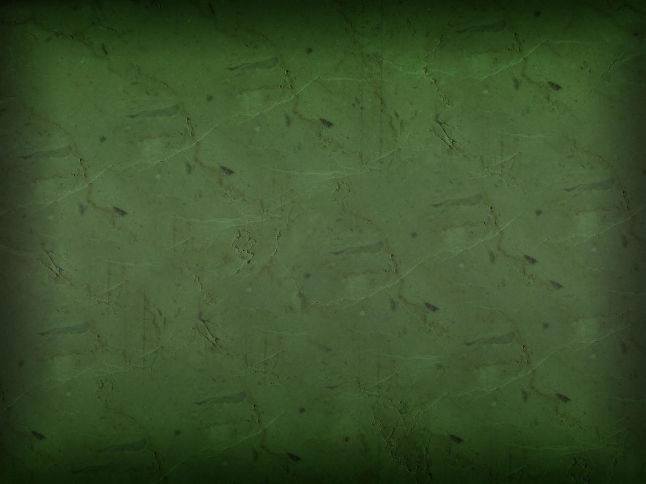 Tafel aus grünem Marmor für Hintergrund oder Textur foto