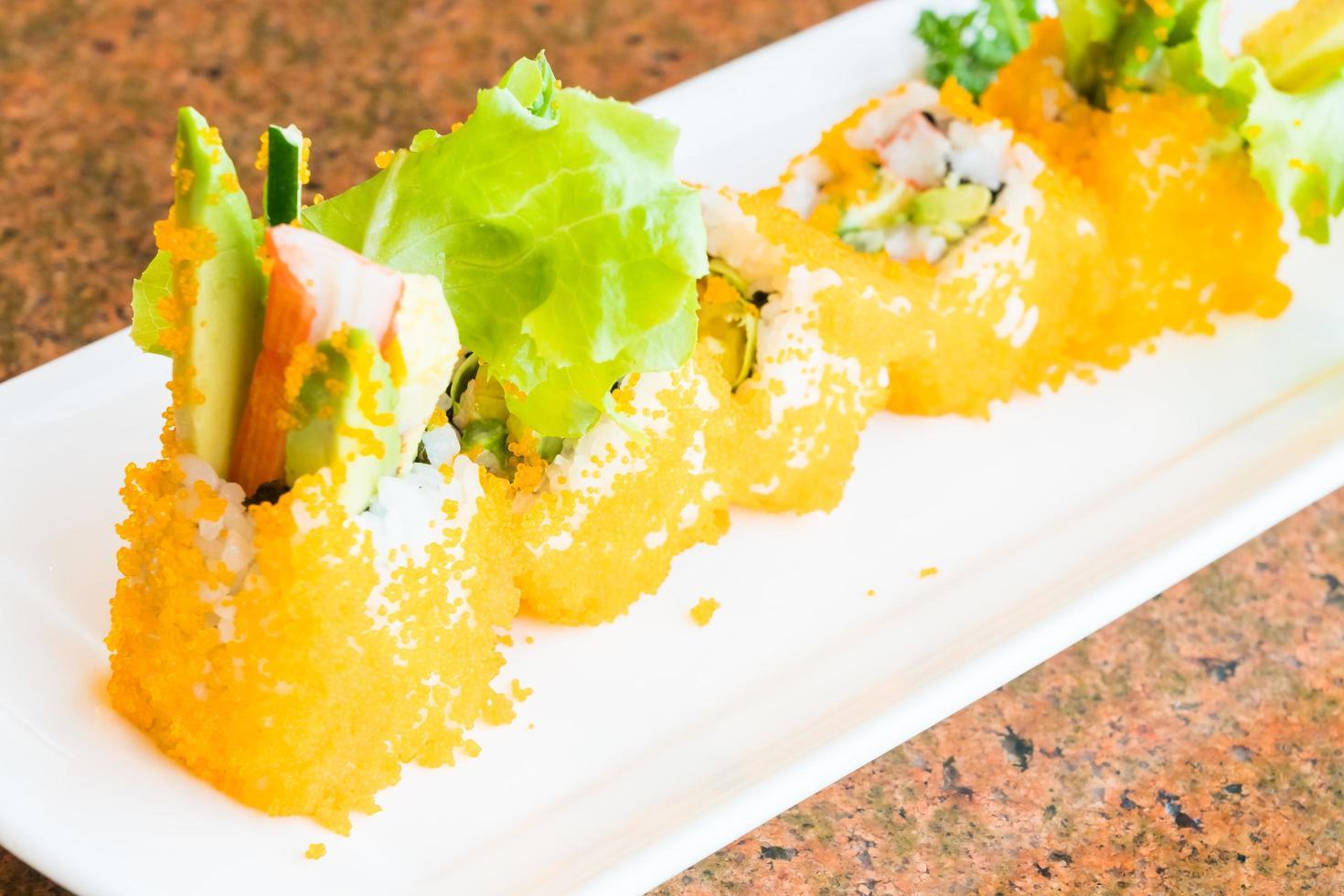 Kalifornien Sushi Maki foto