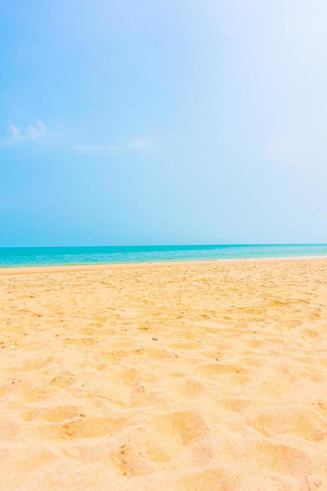Sand am Strand foto