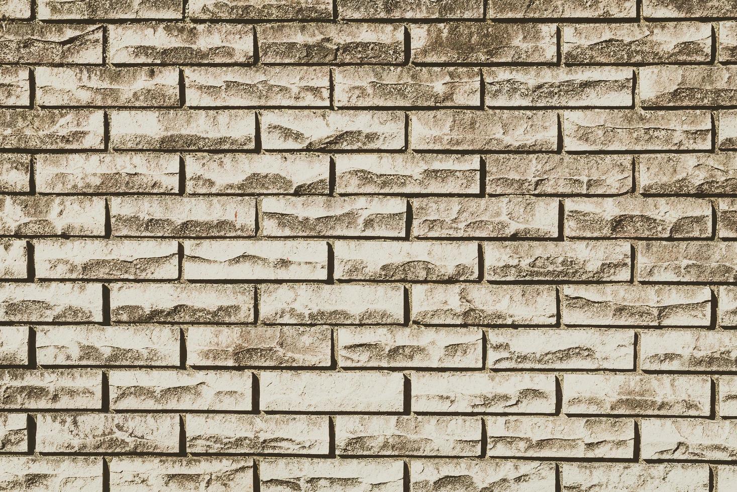 Backsteinmauer Texturen foto
