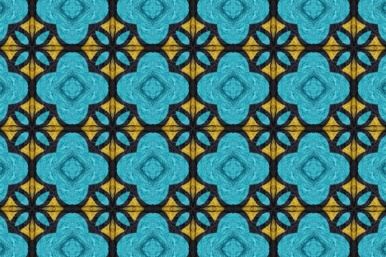 mehrfarbiger abstrakter strukturierter Hintergrund, Linien und Formen foto