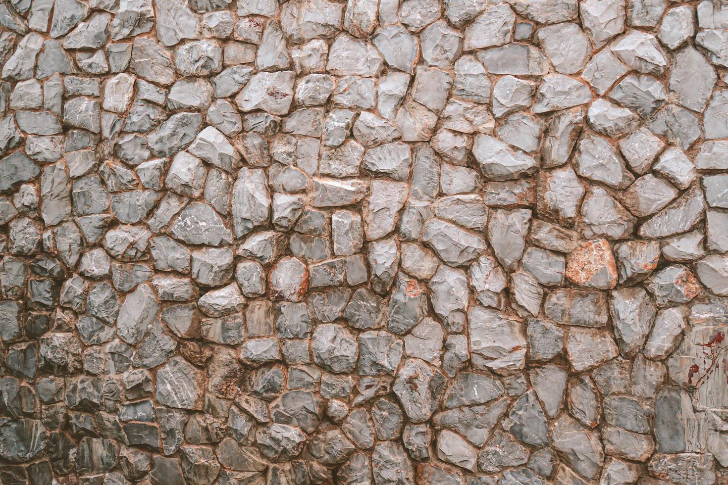 Natur Fluss Stein Felswand foto