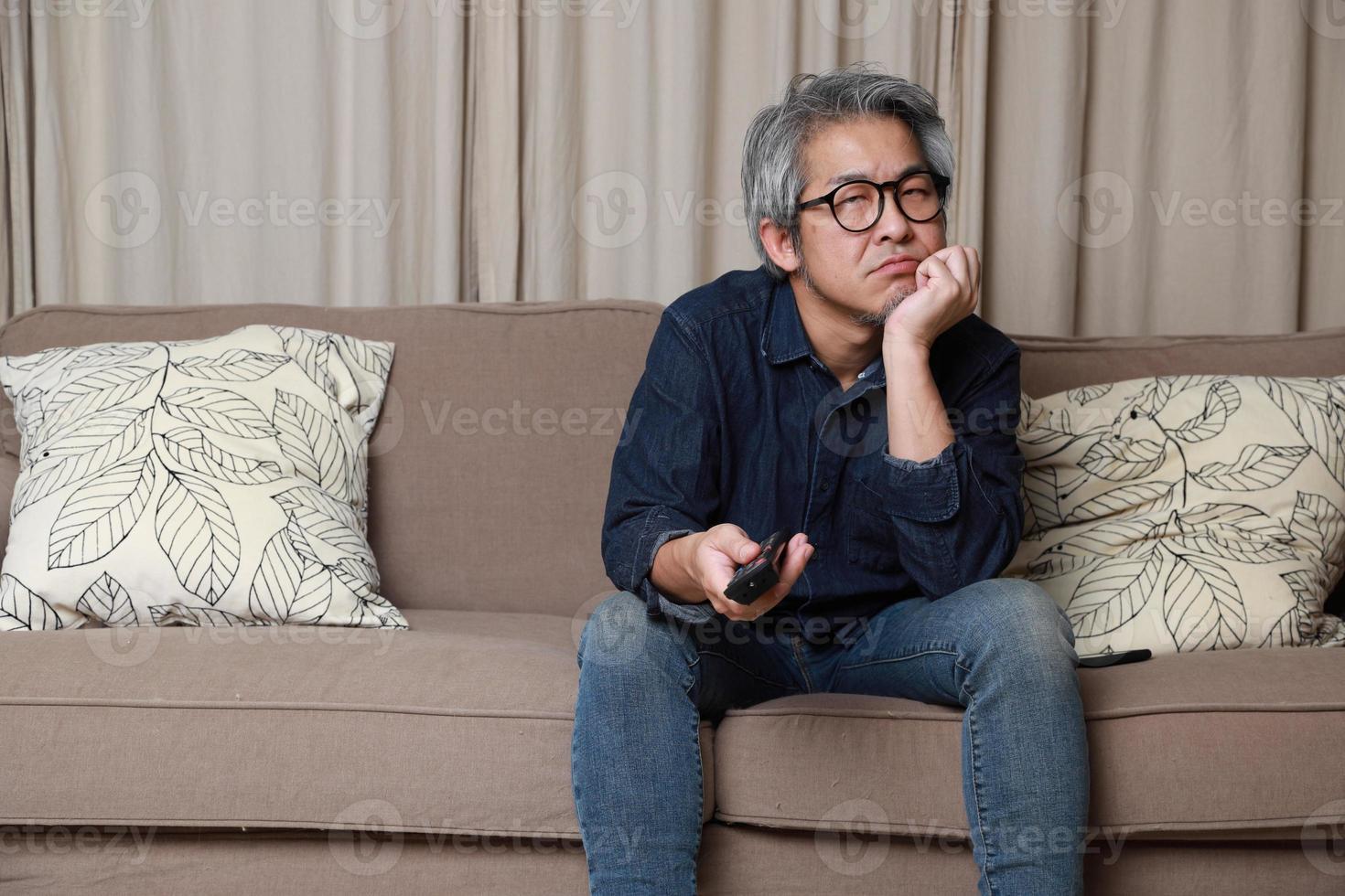 im Wohnzimmer foto