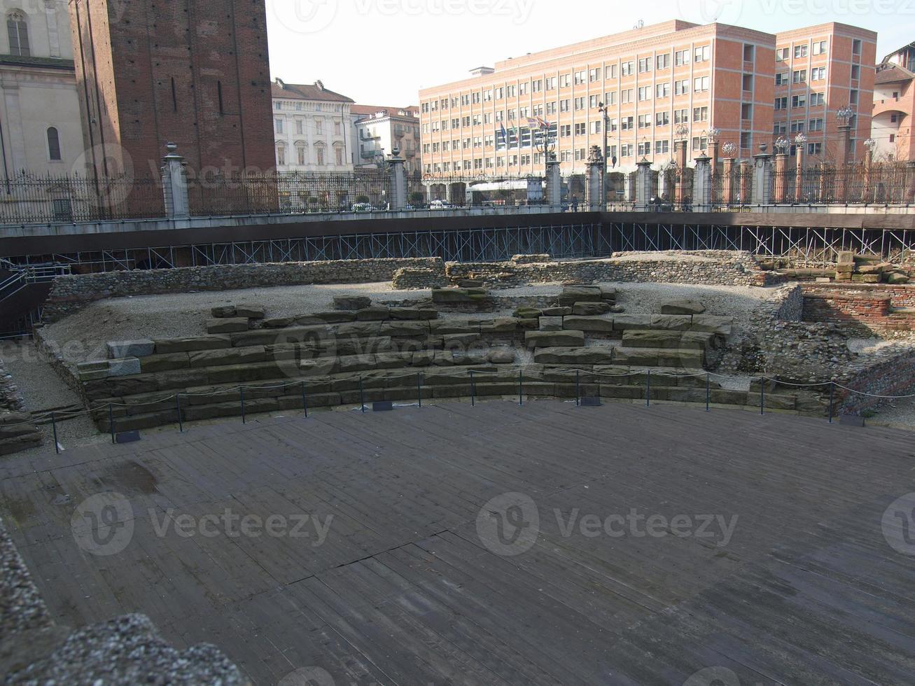 Römisches Theater, Turin foto