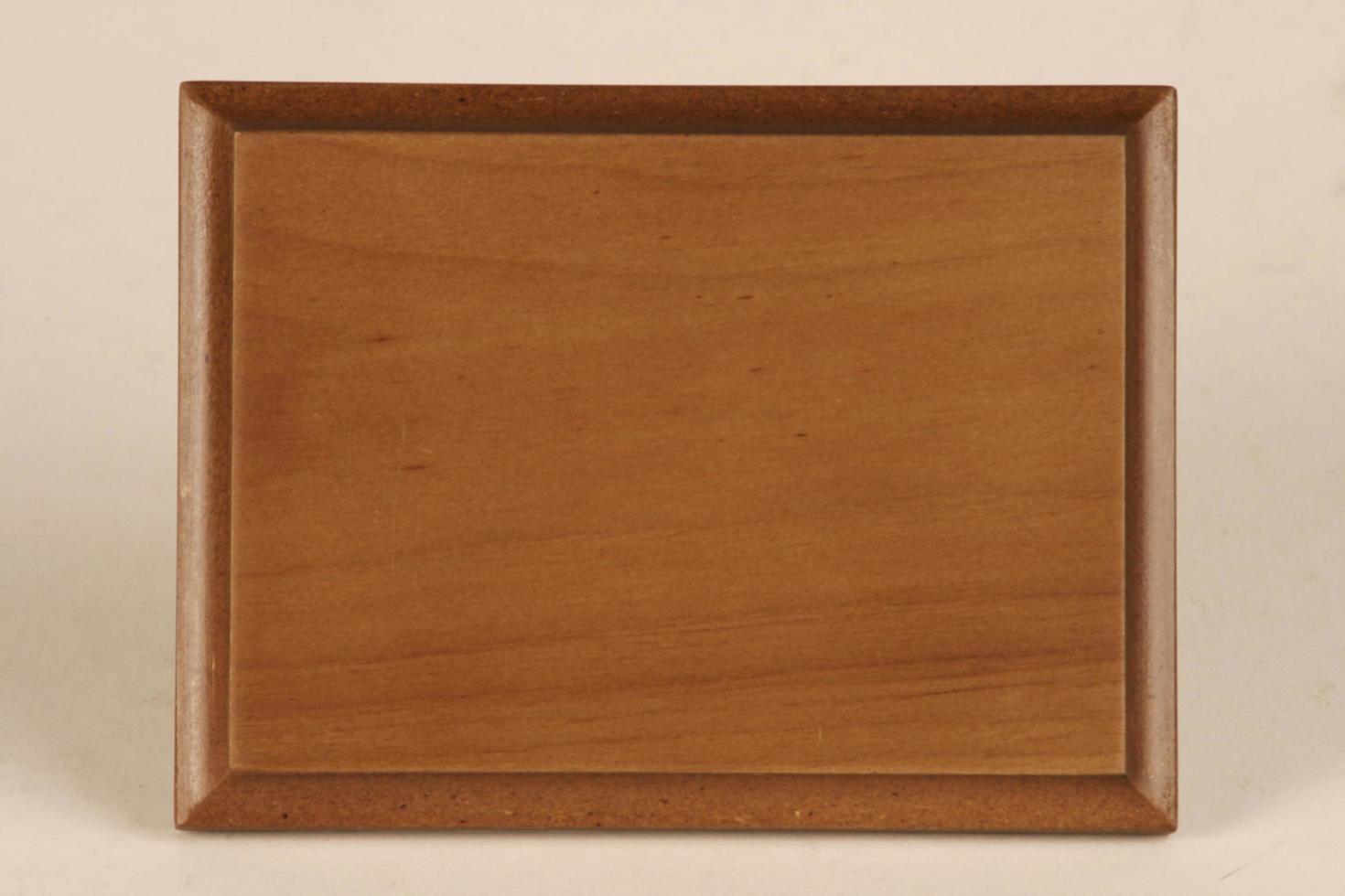 Holzplakettenmuster für Meisterschaft, Leistung und Souvenir foto