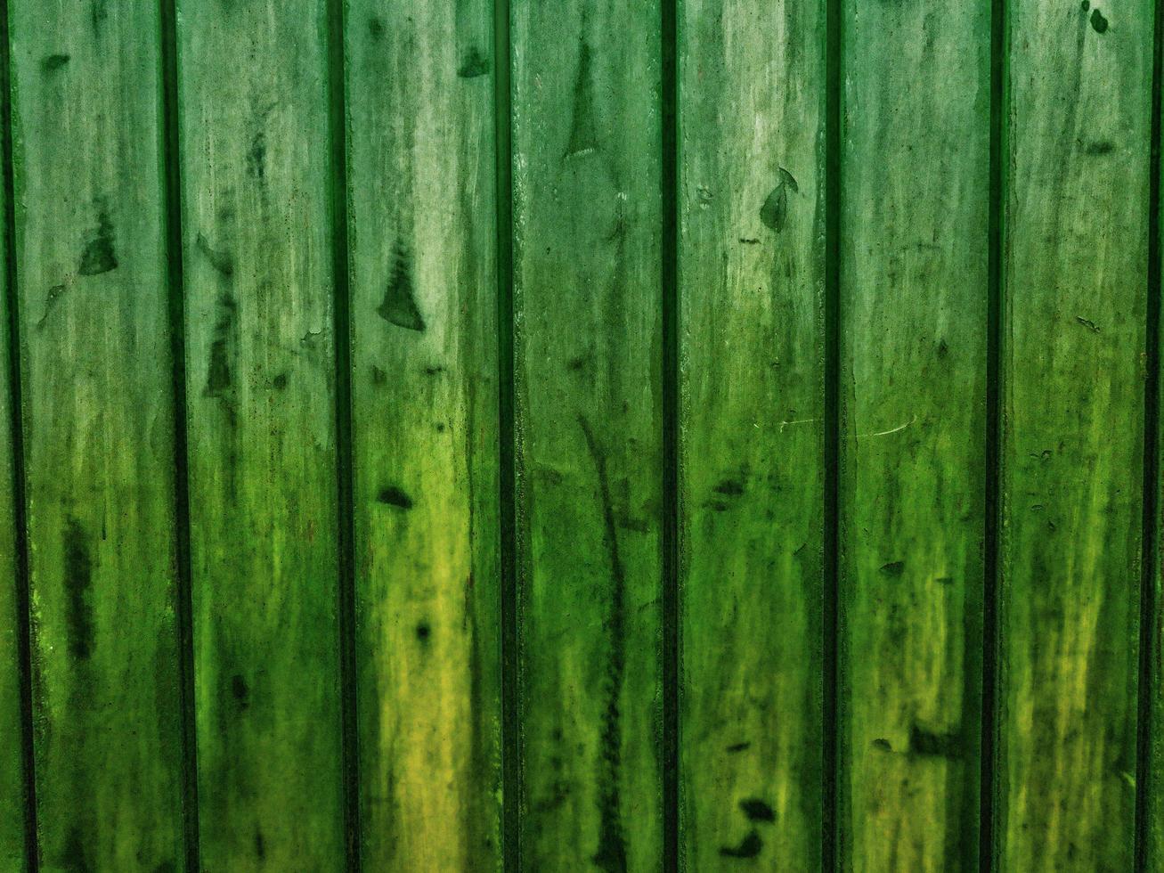 Holzstruktur im Garten foto