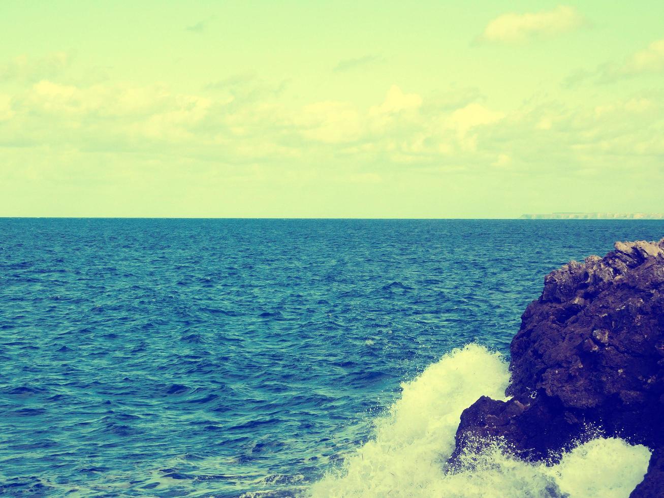 Meer im Freien bei Tag foto