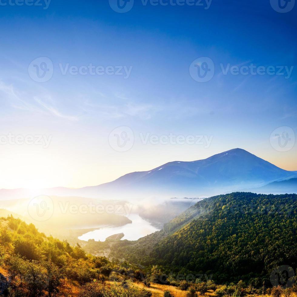 Berge foto