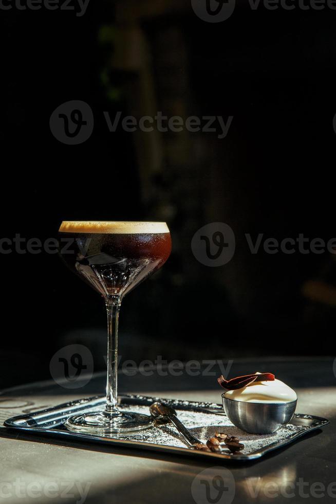 alkoholischer Cocktail foto