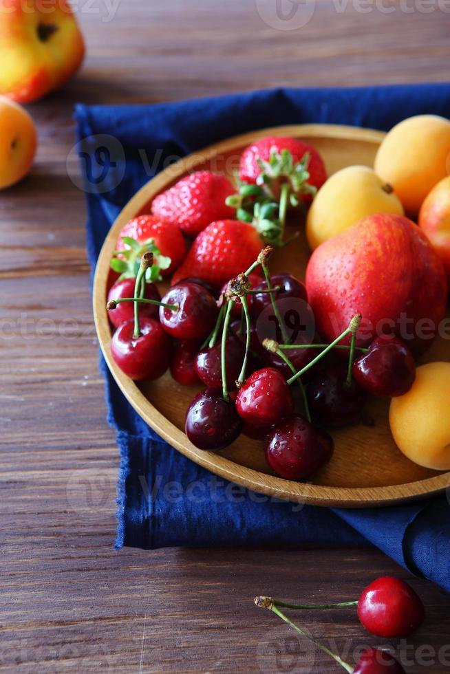 frische Früchte foto