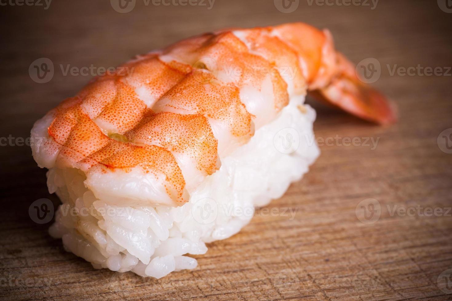 frisches Sushi foto