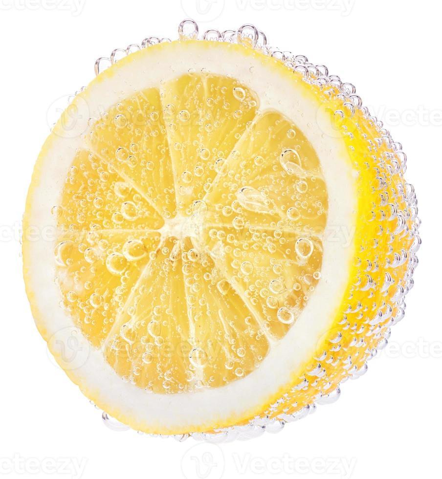 Zitronen abstrakt foto