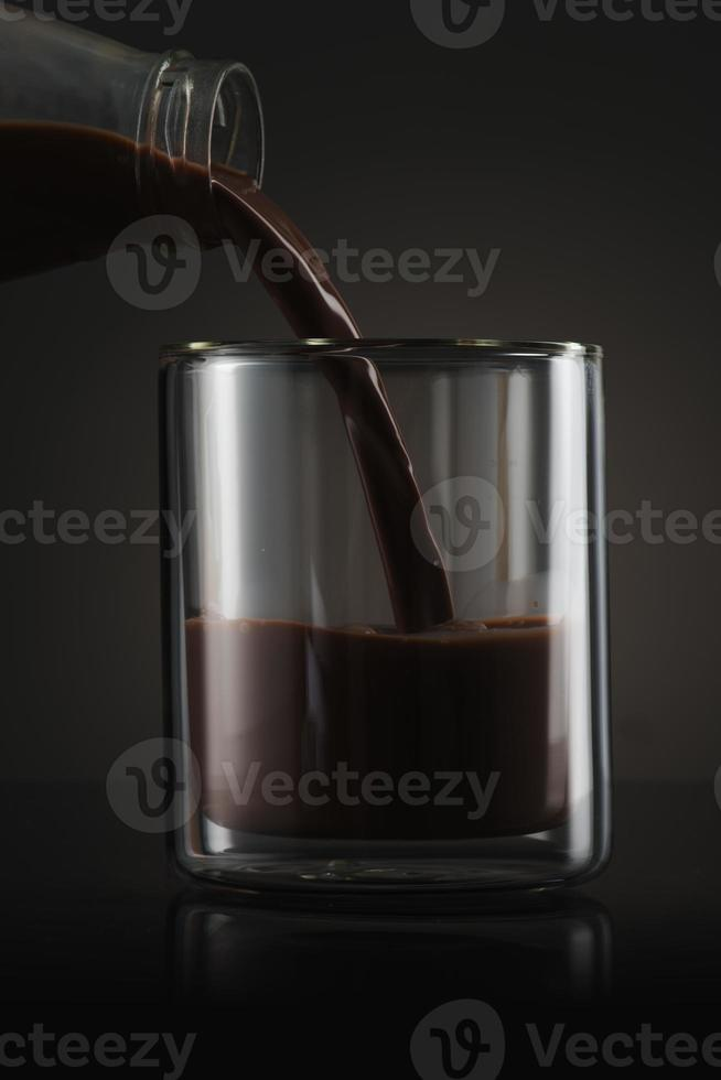 Schokoladenmilch foto