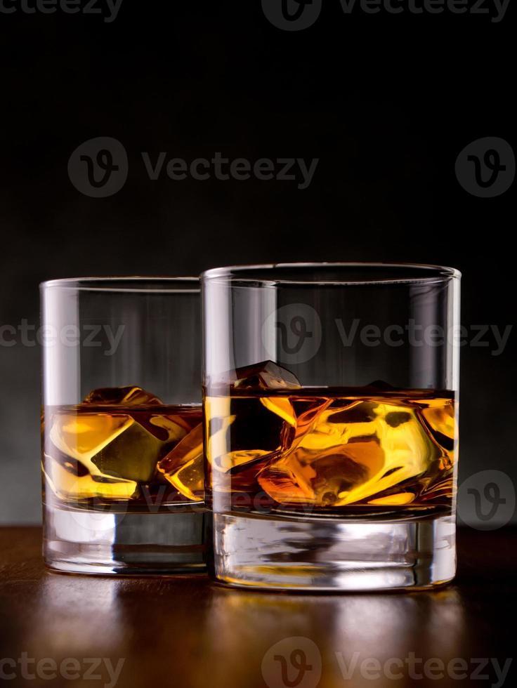 zwei Whiskys foto