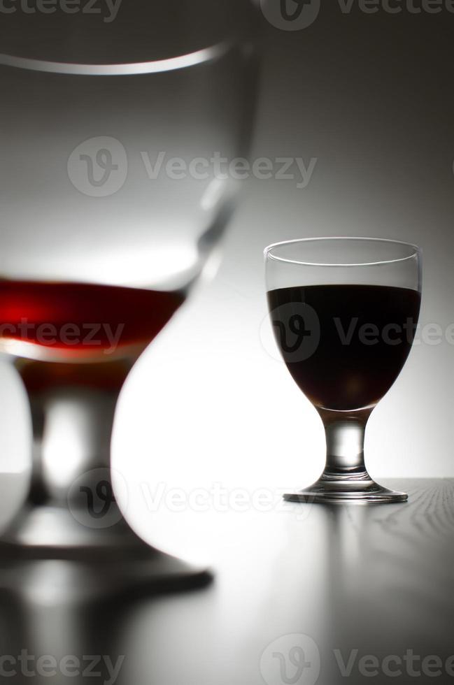 Gläser Wein foto