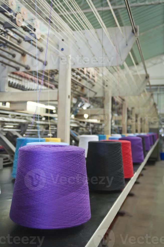 Textilindustrie foto