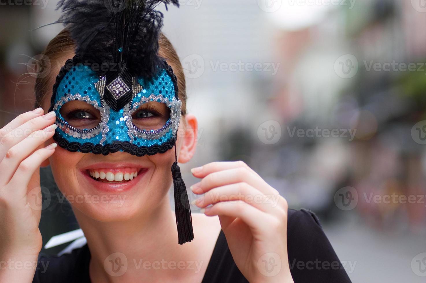 Karneval Mädchen foto