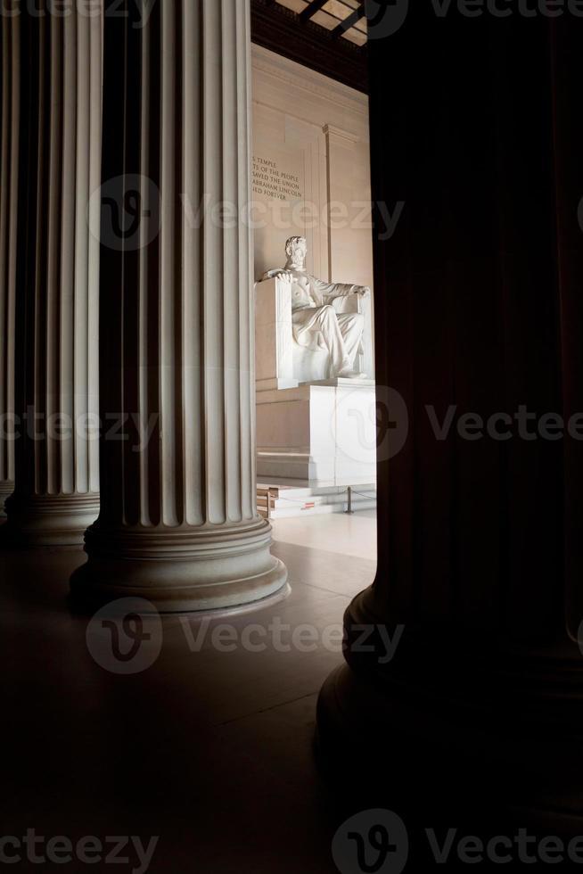 Lincoln Memorial, Washington DC foto